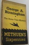 The Hymn Tune Mystery - George A. Birmingham
