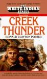 Creek Thunder - Donald Clayton Porter