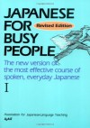 Japanese for Busy People I: Text - AJALT
