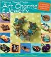 Making Mixed Media Art Charms and Jewelry - Peggy Krzyzewski, Christine Hansen