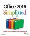 Office 2016 Simplified - Elaine Marmel