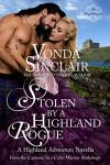 Stolen by a Highland Rogue (Highland Adventure Book 9) - Vonda Sinclair