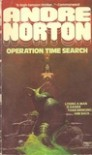 Operation Time Search - Andre Norton