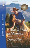 A Match Made in Montana (The Brands of Montana) - Joanna Sims