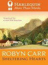 Sheltering Hearts - Robyn Carr