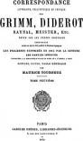 Correspondance, Litteraire, Philosophique Et Critique - Friedrich Melchior,  Baron von Grimm