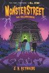 Monsterstreet #2: The Halloweeners - J. H. Reynolds