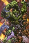 World War Hulk #2 (Marvel Comics) - Greg Pak, John Romita Jr., Klaus Janson
