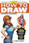 Wizard How To Draw: Advanced Techniques (The Best of Basic Training) - Wizard Entertainment
