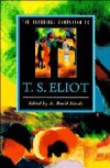 The Cambridge Introduction to T.S.Eliot - Anthony David Moody