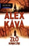 Zło konieczne - Alex Kava