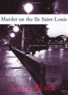 Murder on the Ile Saint-Louis - Cara Black