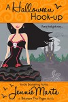 A Halloween Hookup: A Between the Pages Novella (The Page Turners Series) - Jennie Marts