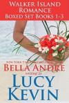 Walker Island Romance Box Set Books 1-3 - Lucy Kevin, Bella Andre