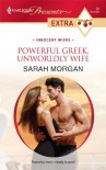 Powerful Greek, Unworldly Wife (Harlequin Presents Extra) - Sarah Morgan
