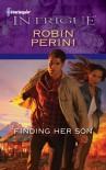 Finding Her Son - Robin Perini