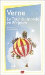 Le Tour Du Monde En 80 Jours (French Edition) - Jules Verne