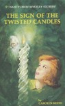 The Sign of the Twisted Candles (Nancy Drew, Book 9) - Carolyn (Author) on Dec-01-1959 Hardcover Nancy Drew 09: The Sign of the Twisted Candles NANCY DREW 09: THE SIGN OF THE TWISTED CANDLES by Keene
