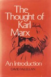 The Thought of Karl Marx: An Introduction - J.R. Hale
