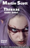 Thraxas Under Siege - Martin Scott