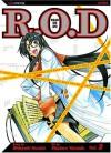 R.O.D.: Read or Die, Vol. 2 - Hideyuki Kurata, Shutaro Yamada