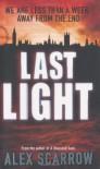 Last Light  - Alex Scarrow