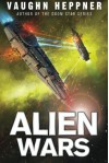 Alien Wars (A Fenris Novel) - Vaughn Heppner