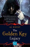 The Golden Key Legacy: HarperImpulse Fantasy Romance - AJ Nuest