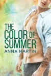 The Color of Summer - Anna  Martin