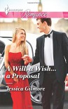 A Will, a Wish...a Proposal (Harlequin Romance Large Print) - Jessica Gilmore