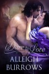 Dare to Love - Alleigh Burrows