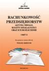 Rachunkowość przedsiębiorstw cz.II - Bożena Padurek