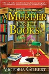 A Murder for the Books: A Blue Ridge Library Mystery - Victoria Gilbert