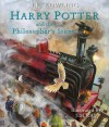 Harry Potter and the Philosopher's Stone - J.K. Rowling, Jim Kay