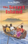 The Secret Island - Enid Blyton, Dudley Wynne