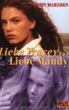 Liebe Tracey, liebe Mandy - John Marsden