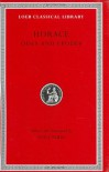 Odes and Epodes (Loeb Classical Library) - Horace, Niall Rudd
