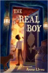The Real Boy - Erin Mcguire, Anne Ursu