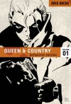 Queen & Country: The Definitive Edition, Vol. 1 - Greg Rucka