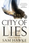 City of Lies - Sam Hawke