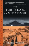 The Forty Days of Musa Dagh - Peter Sourian, Franz Werfel