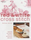 Red & White Cross Stitch - Helena Turvey