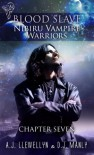 Blood Slave: Nibiru Vampire Warriors - A.J. Llewellyn, D.J. Manly