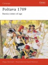 Poltava 1709: Russia Comes of Age - Angus Konstam