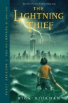 The Lightning Thief (Percy Jackson and the Olympians, Book 1) 1st (first) Edition by Riordan, Rick published by Disney-Hyperion (2006) - Rich Riordan