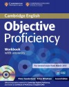 Objective Proficiency Workbook with Answers with Audio CD - Peter Sunderland;Erica Whettem