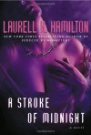 A Stroke of Midnight (Meredith Gentry, #4) - Laurell K. Hamilton