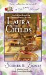 Scones & Bones (A Tea Shop Mystery, #12) - Laura Childs