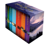Harry Potter Complete Book Set - J.K. Rowling