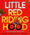 Little Red Riding Hood - A Newfangled Prairie Tale (Aladdin Picture Books) - Lisa Campbell Ernst